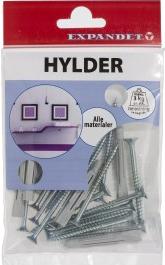 1 hylder