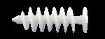 Expandet-ISO-skrue-